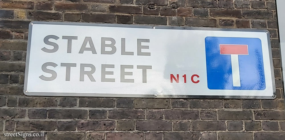 London -  Stable Street