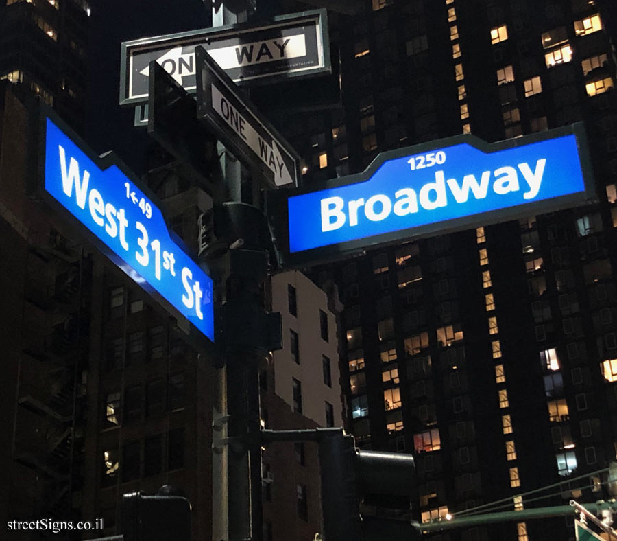 New York - Broadway Junction and 31 West Street