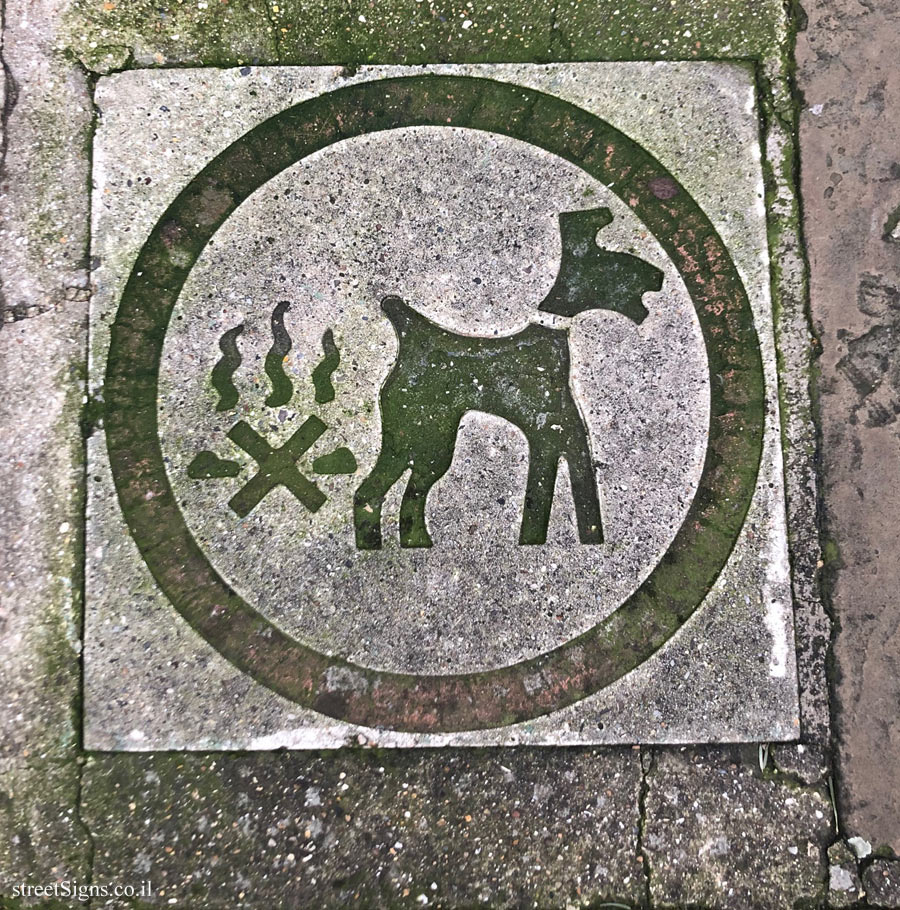 London - Collect your dog's feces