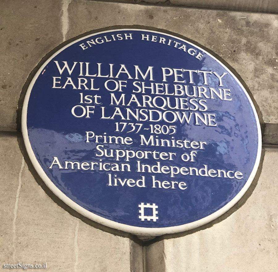 London - English Heritage - The House of William Petty